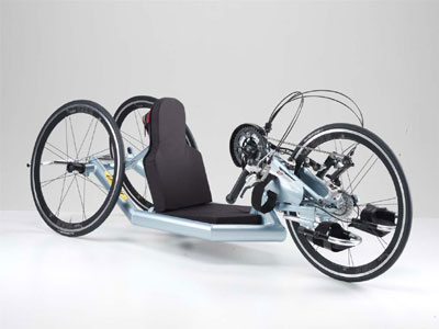 Handbike OFFCARR Flash