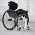 Mono R rigid light Carrozzina per disabili