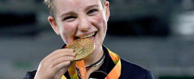 Beatrice Vio un'atleta con il coraggio di lottare