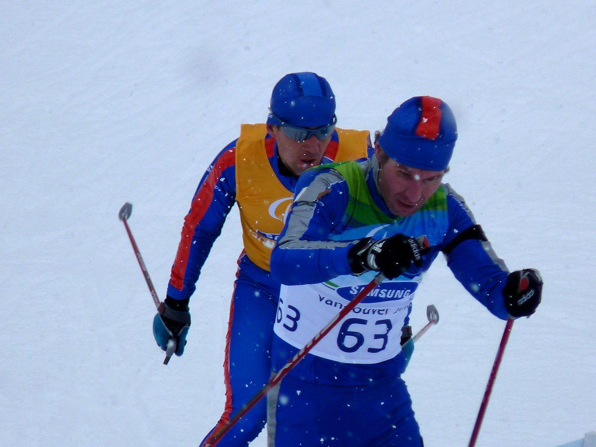 biathlon per disabili