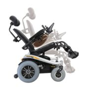Blazer carrozzina elettronica basculante per disabili