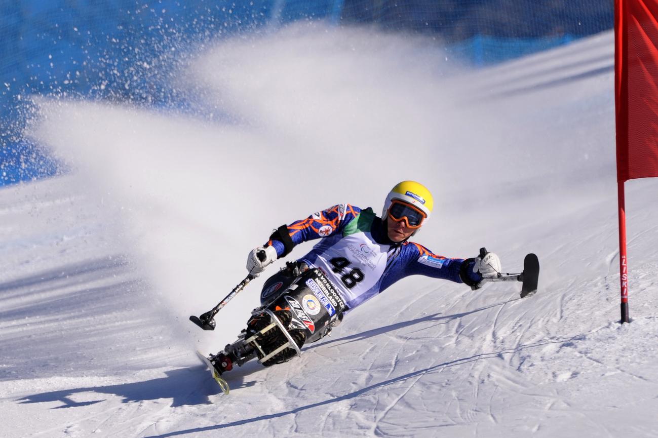 sci alpino per disabili