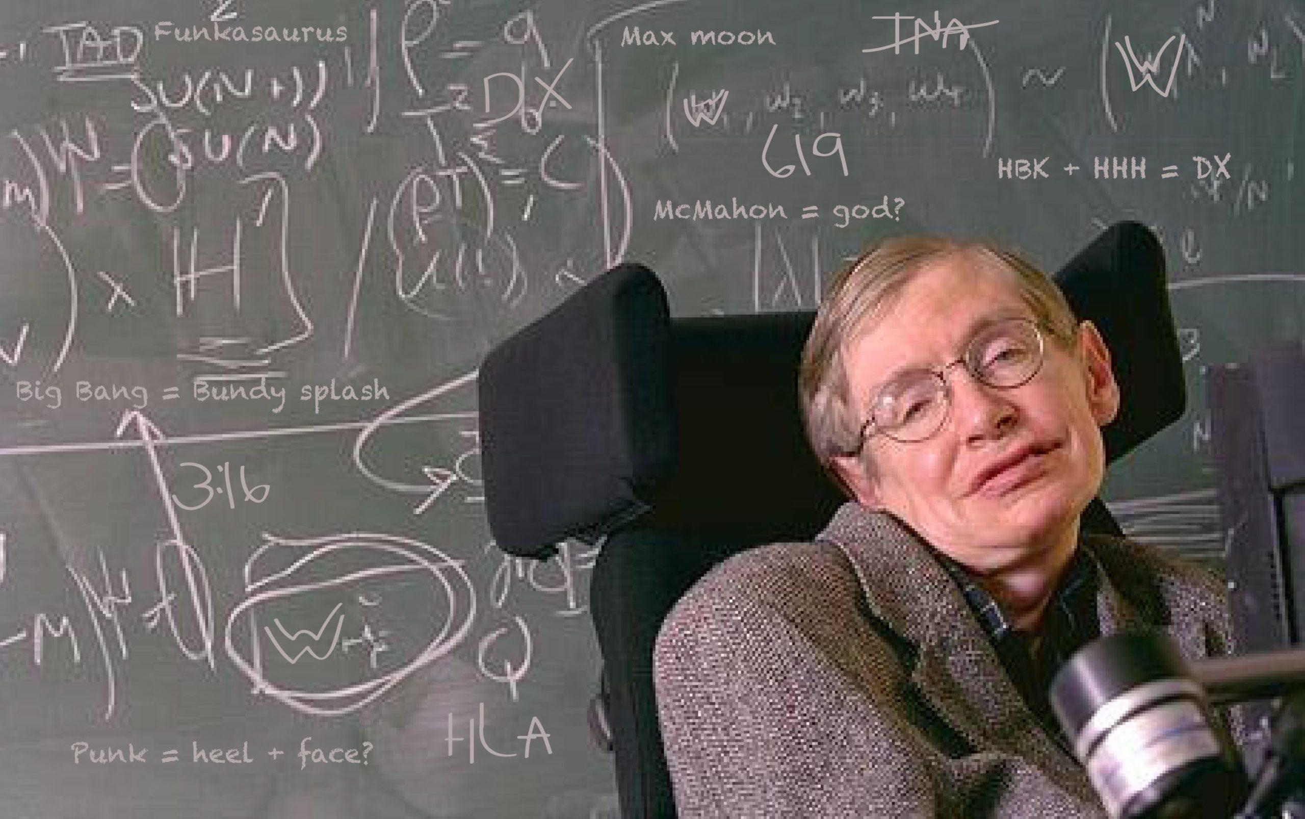 Stephen William Hawking Biografia Vita e Storia