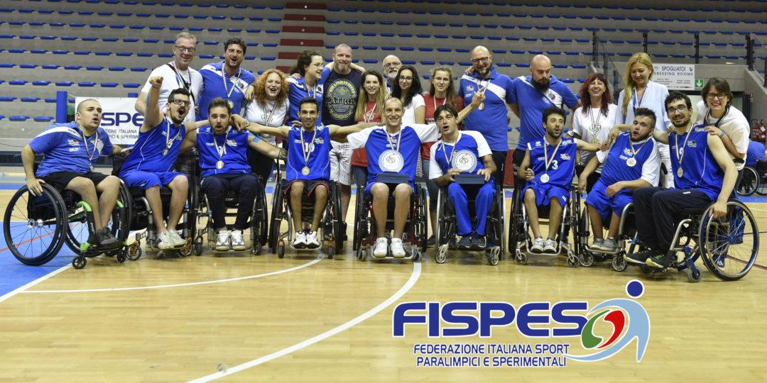 Rugby per disabili in carrozzina