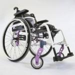 ACTION 5 carrozzina superleggera pieghevole per disabili