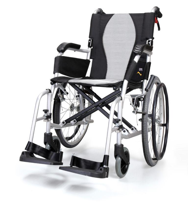 ErgoLite 2 carrozzina manuale pieghevole per disabili