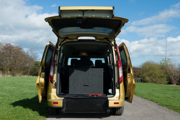Ford Tourneo Connect Flexi Ramp