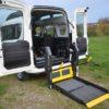 Fiat Doblò 2020 Tetto Alto per trasporto disabili 02
