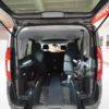 Fiat Doblò Pianale Ribassato 4+1 per trasporto disabili 04