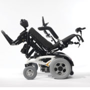 Lifestand LSCT carrozzina elettrica verticalizzante