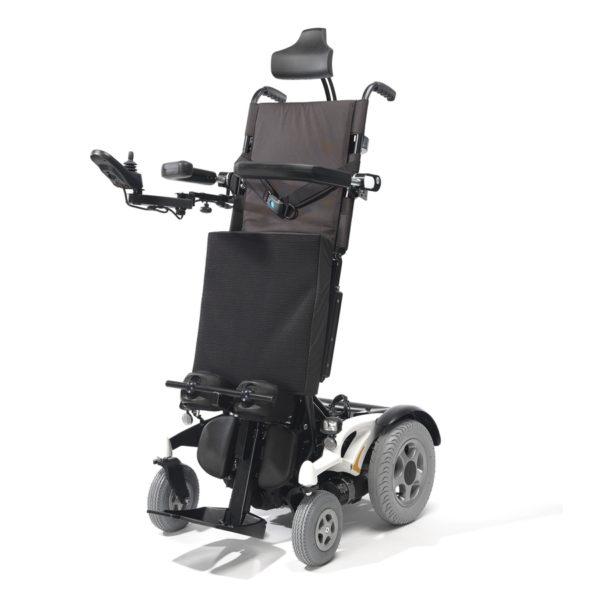 Lifestand lsct carrozzina elettrica verticalizzante per disabili - Schemi bagni disabili ...