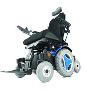 Permobil M400 Corpus 3G carrozzina per disabili