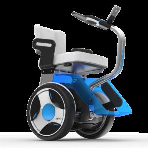 Nino Robotics Carrozzina per disabili con Segway autoequilibrante