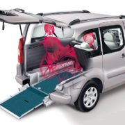 Peugeot Partner Maxi Flexi Ramp