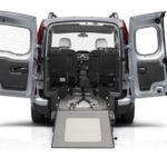 Renault Kangoo Essential allestimento auto per disabili in carrozzina