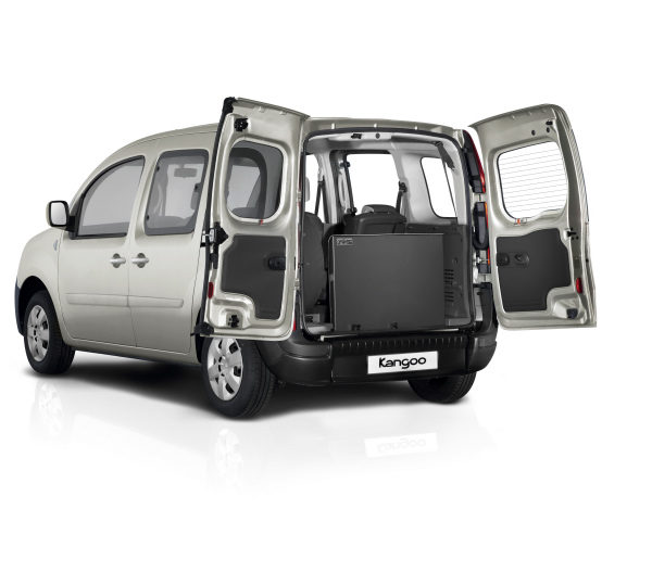 Renault Kangoo Serenity Automatico
