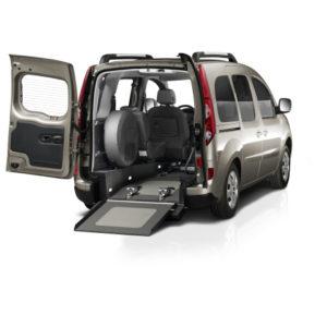 Renault Kangoo Serenity con carico Automatico per disabili in carrozzina