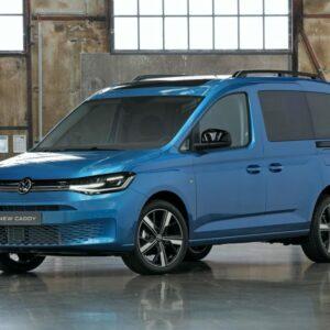 Volkswagen Caddy passo corto allestimento Flexi Ramp auto per disabili