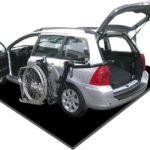 Braccio robotizzato caricamento Carrozzine in auto per disabili