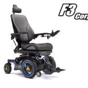 F3 Corpus carrozzina
