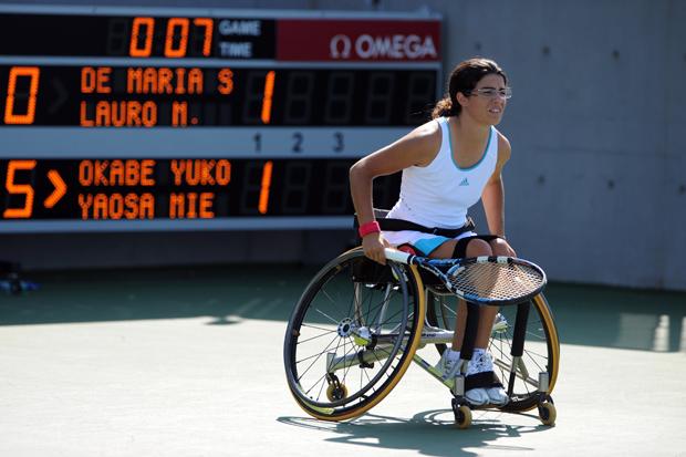 tennis per disabili