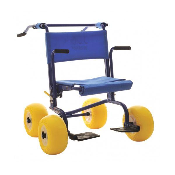 JOB sedia Mare per disabili