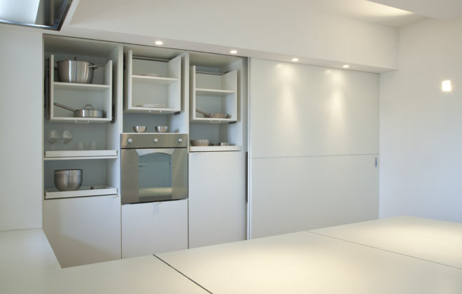Mono Home Cucina Accessibile