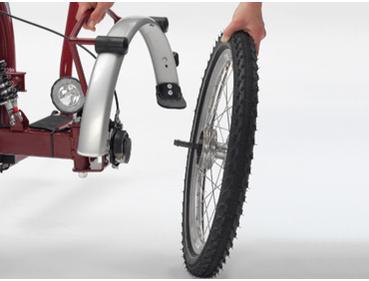 Bicicletta Triciclo BENE