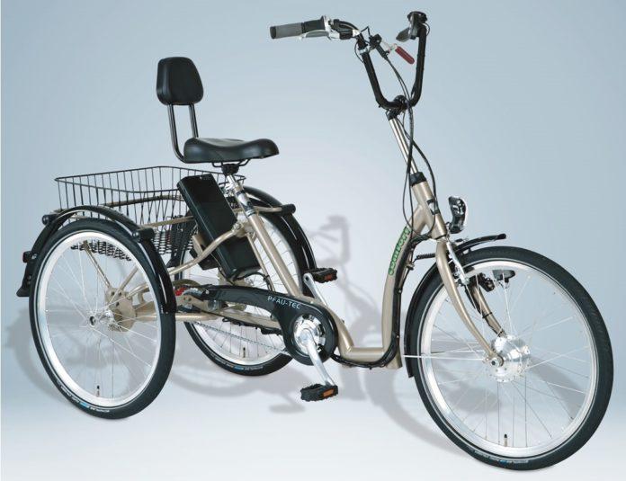 Bicicletta Triciclo Comfort Disabilinewscom