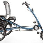 Bicicletta Scooter Trike