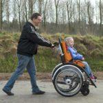 Duetto KID Bicicletta più Carrozzina 3