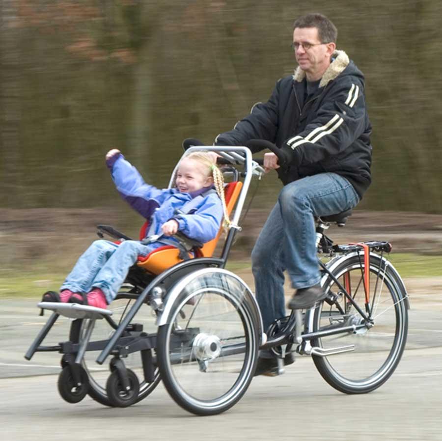 Bicicletta Per Bambini Disabili
