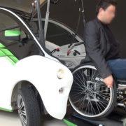 ELBEE Auto Hi-Tech per Disabili 10
