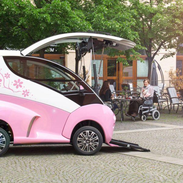 ELBEE Auto Hi-Tech per Disabili 12