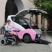 ELBEE Auto Hi-Tech per Disabili 13