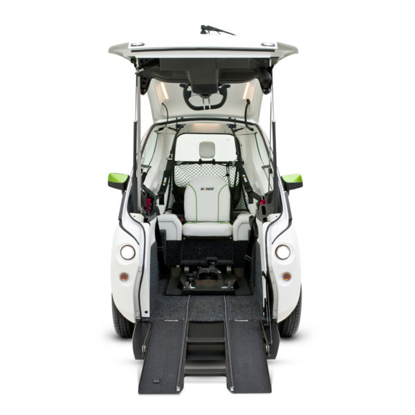 ELBEE Auto Hi-Tech per Disabili b