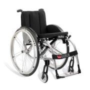 Halley Carrozzina per disabili Superleggera e Pieghevole