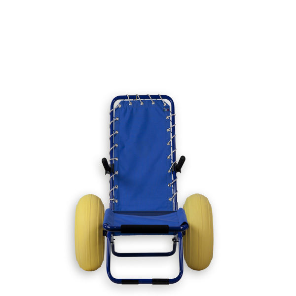 JOB sedia Mare per disabili sdraio 1