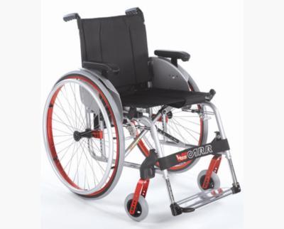 Ministar premium carrozzina per disabili pieghevole compatta da 13 8 kg