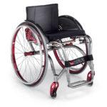 Quasar Carrozzina per disabili Superleggera