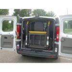 Renault Trafic Allestimento Alu-Floor 1