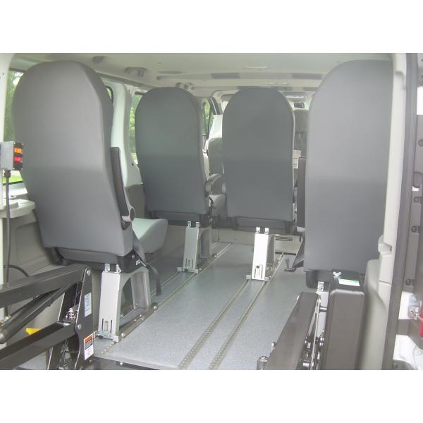 Renault Trafic Allestimento Alu-Floor 3