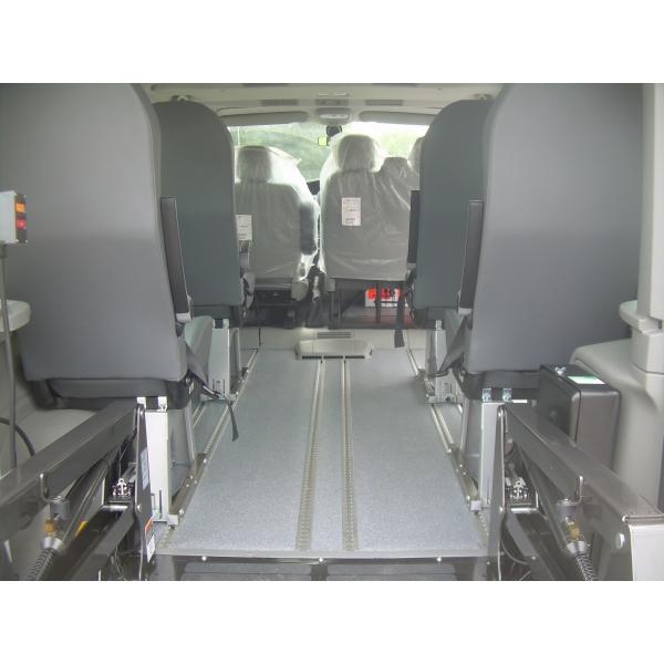 Renault Trafic Allestimento Alu-Floor 5