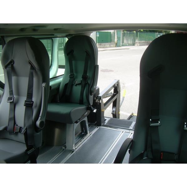 Renault Trafic Allestimento Alu-Floor 6
