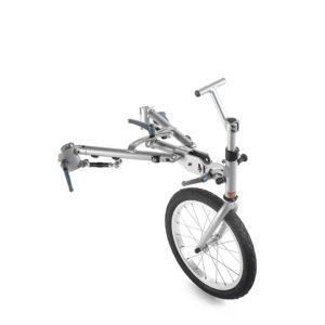 Ruotino EASYWHEEL applicabile su carrozzine per disabili