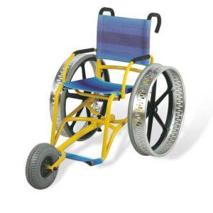 SAND&SEA Carrozzina per disabili per la Spiaggia