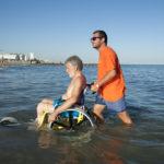 SAND&SEA Carrozzina per Spiaggia 5