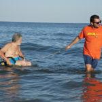 SAND&SEA Carrozzina per Spiaggia 7