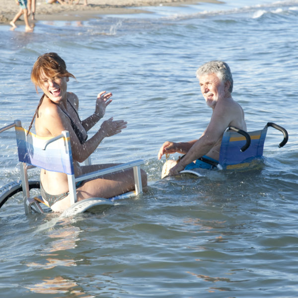 SAND&SEA Carrozzina per Spiaggia 8