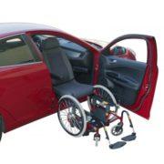 Sedile auto girevole per trasporto disabili – Sedile Turnout